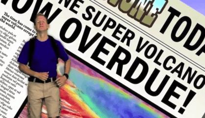 Super Volcano - Adventure Preview