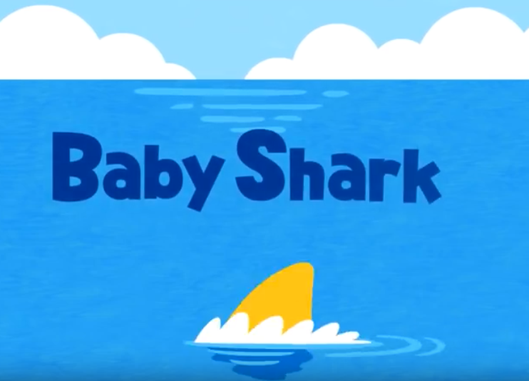Pink Fong Baby Shark song