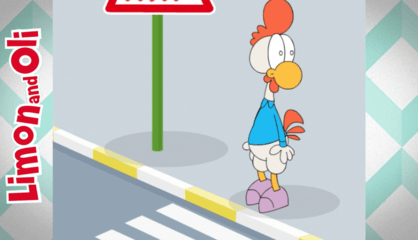 Careful Crossing (and more!)