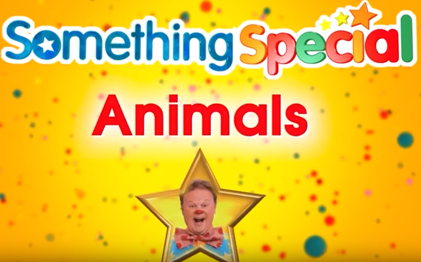 Mr Tumble's Animal Friends