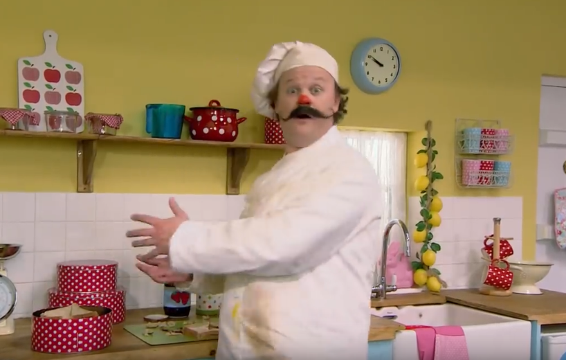 Mr Tumble - Let's Eat