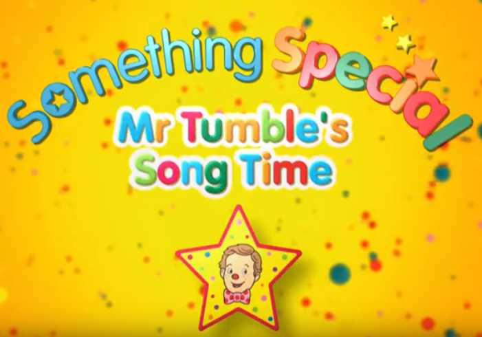 Mr Tumble - Songtime Compilation