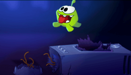 OM Nom Stories: Time Travel - Disco Era (Episode 18, Cut the Rope: Time Travel)