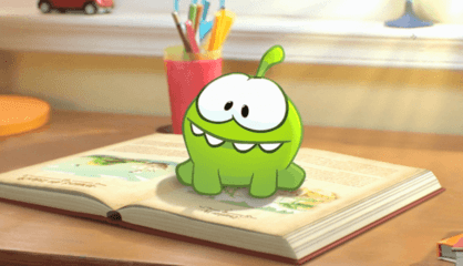 OM Nom Stories: Time Travel - Home Sweet Home (Episode 20, Cut the Rope: Time Travel)