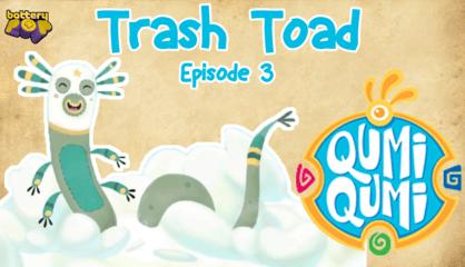 Trash Toad