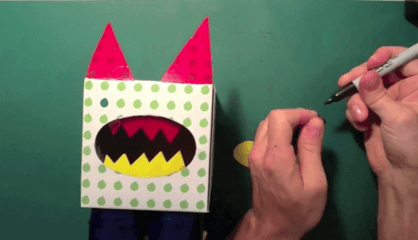 How to Make a Very Likable Box Monster